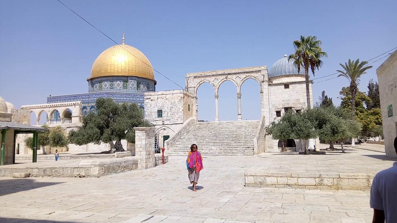 Иерусалим Храмовая гора