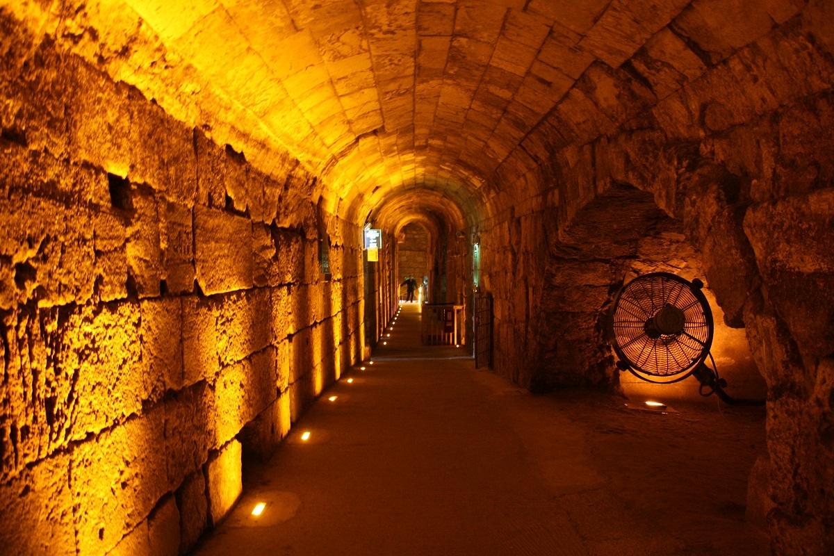 Иерусалим Тоннель Западной Стены