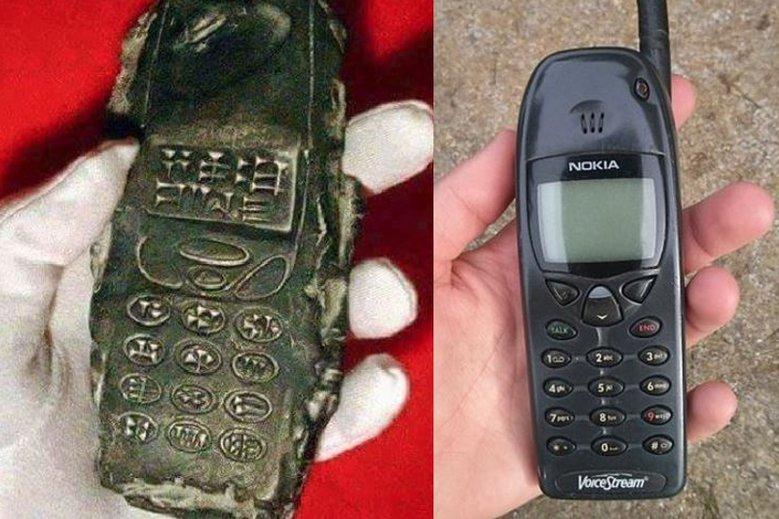 Мобильный телефон XIII века нашли в Австрии