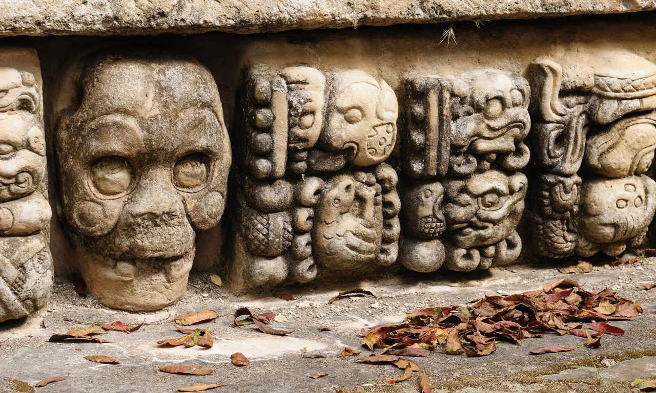 Тайна гибели Цивилизации народов Майя
