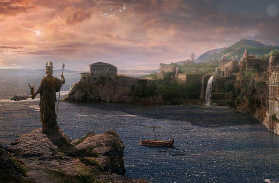 Тайна гибели древних цивилизаций
