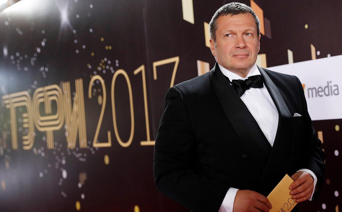Владимир Соловьев на теффи