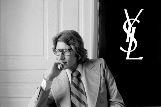 Ив Сен Лоран (Yves Saint Laurent)
