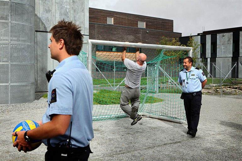 Тюрьмы в Норвегии