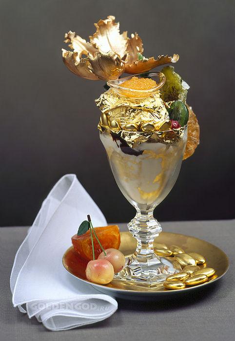Самый дорогой десерт в мире