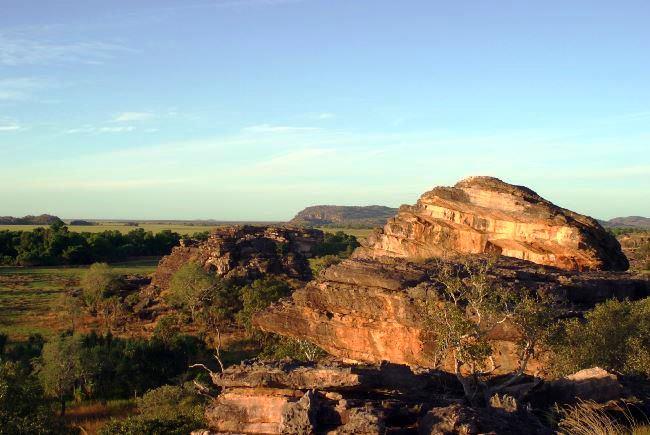 Территория парка громадная, его длина с юга на север равна 200 километрам