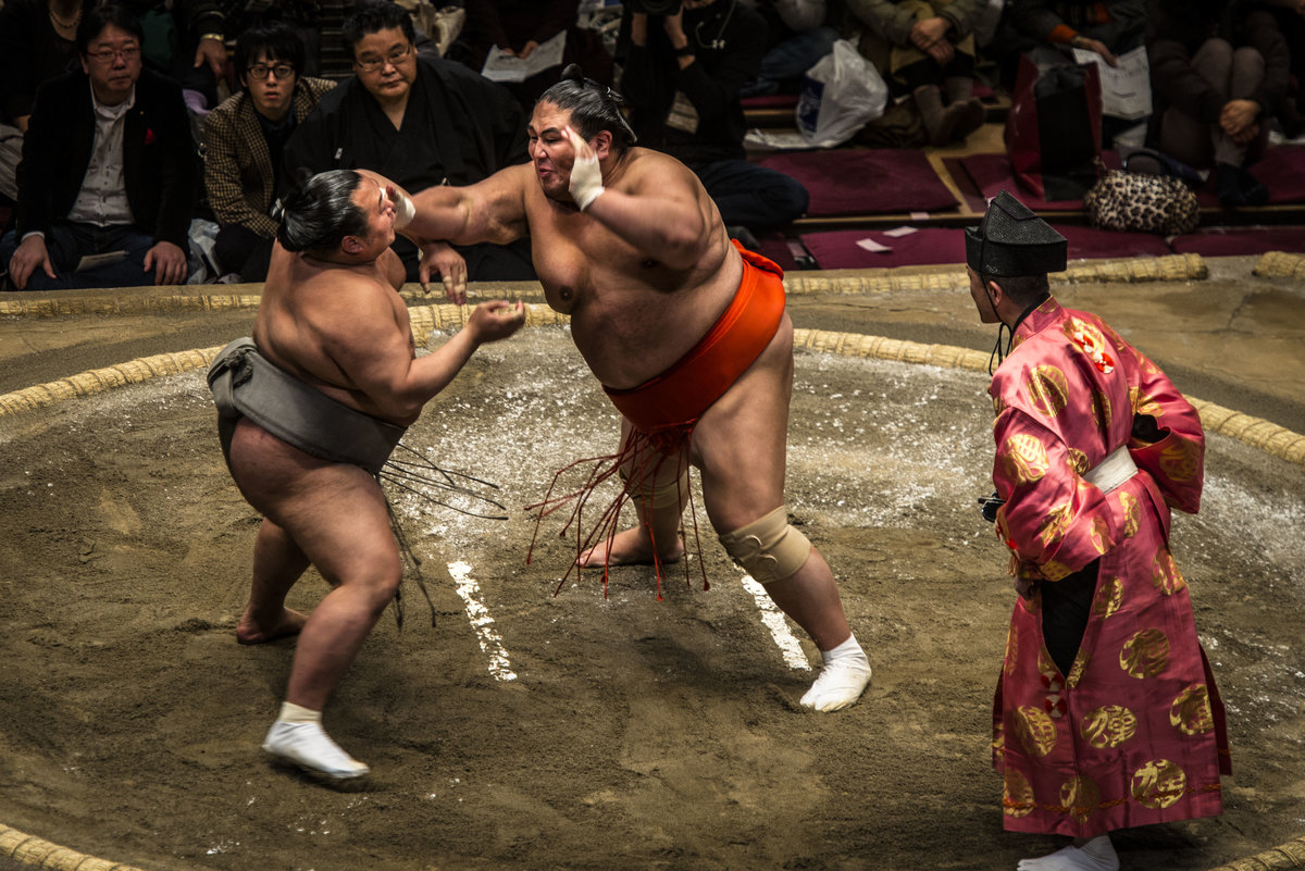 Инвентарь, экипировка сумоиста