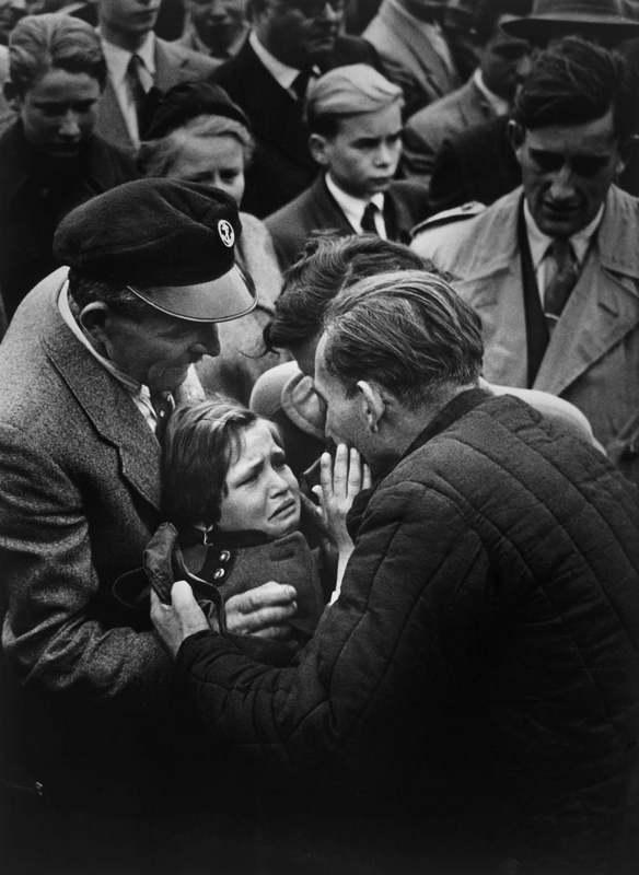 Победитель World Press Photo, 1956 год