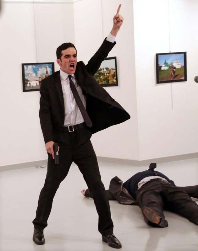 Победитель World Press Photo, 2017 год
