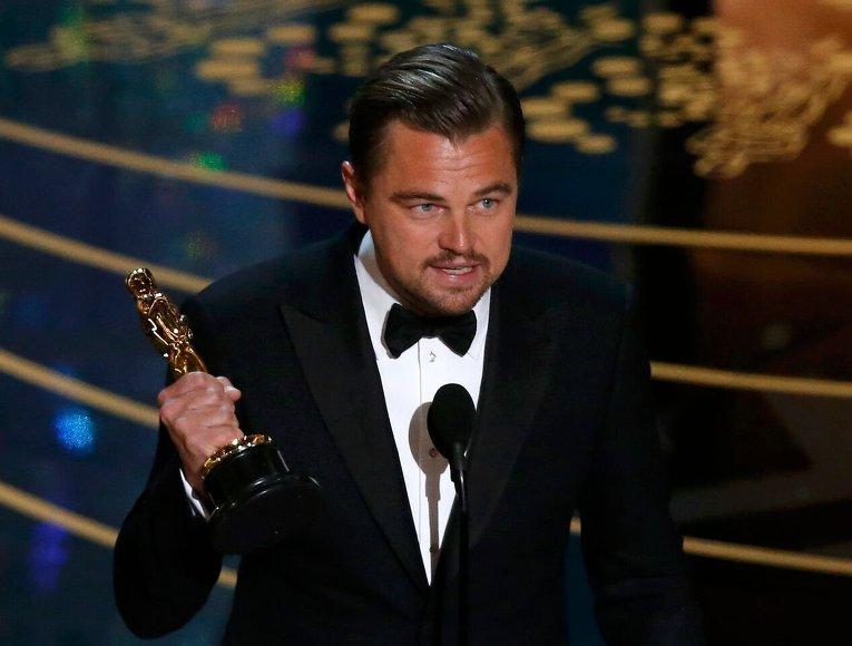 Леонардо Ди Каприо получил Оскар