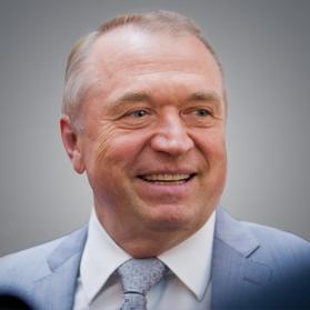 Президент Торгово-Промышленной Катырин Сергей Николаевич