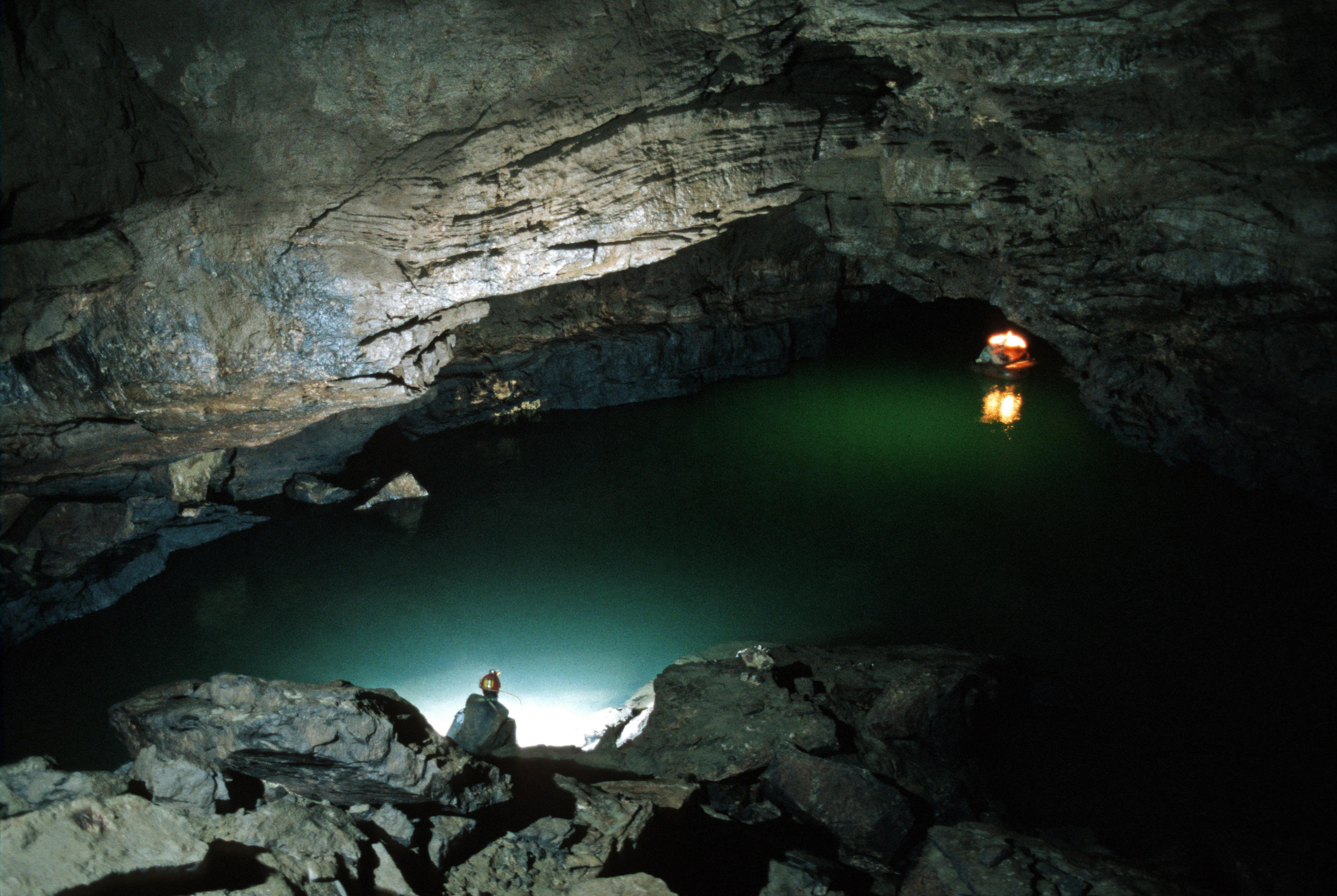 Река Тимаво: подземный путь в Италию