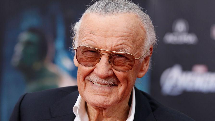 Умер создатель персонажей Marvel Стэн Ли, ему было 95 лет