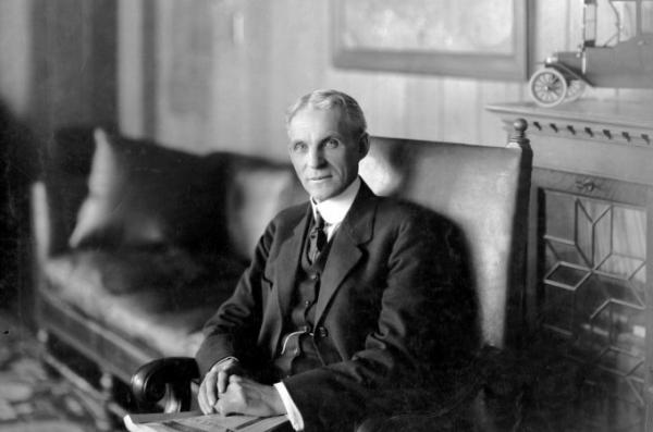 Генри Форд, Henry Ford