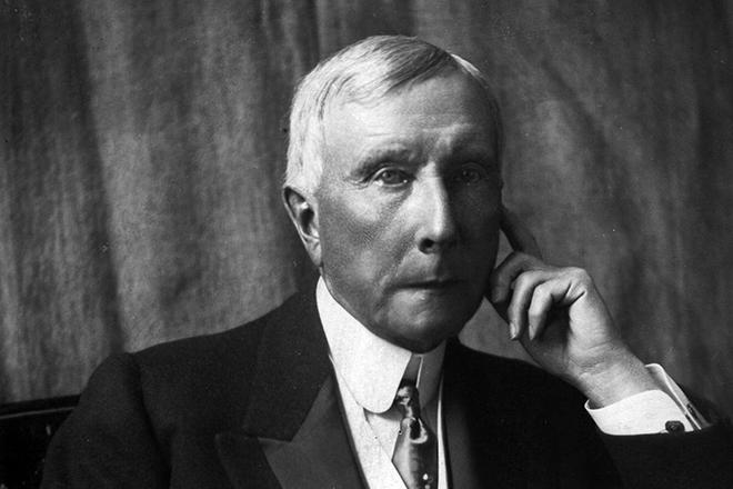 John Davison Rockefeller, Джон Дэвисон Рокфеллер, фото