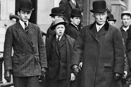 John Davison Rockefeller, Джон Дэвисон Рокфеллер