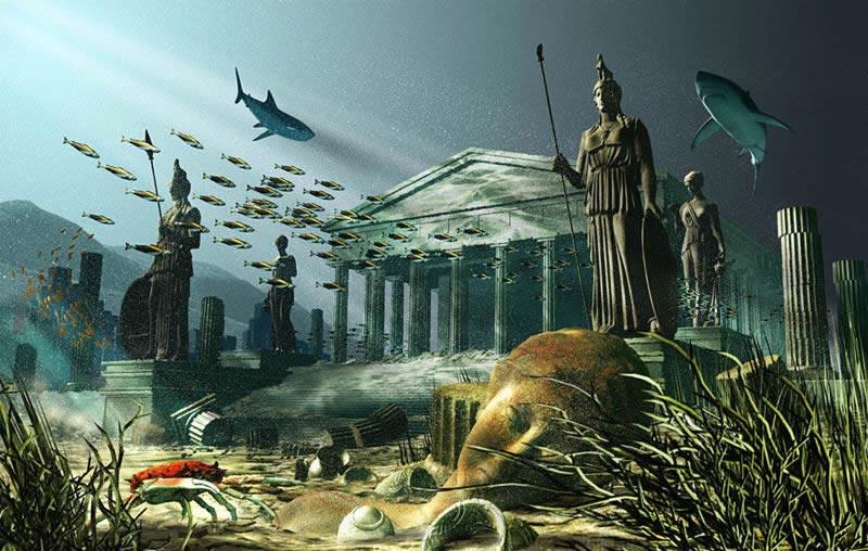Атланты Черного моря
