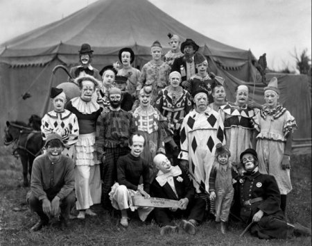Барнум-Бэлли, цирк