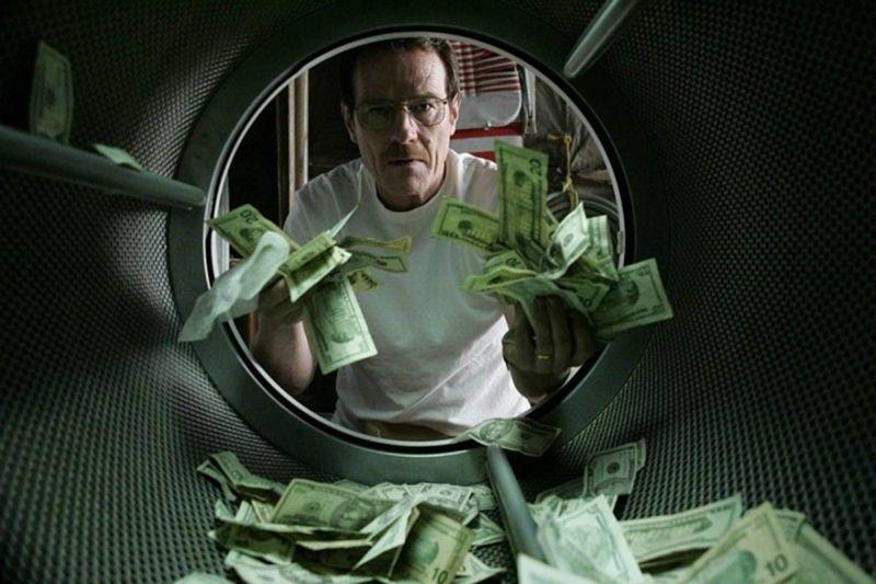 Доллар, грязные деньги