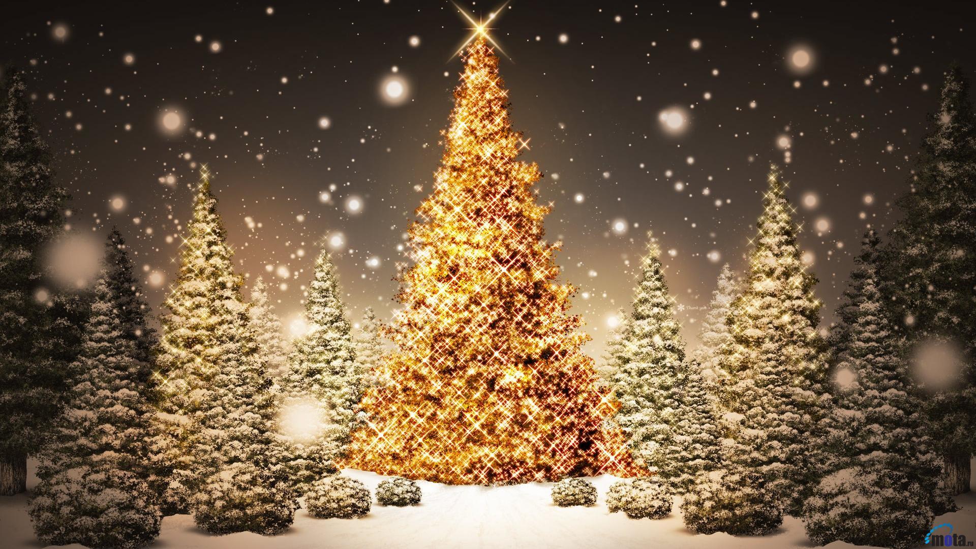 Новый год, елка