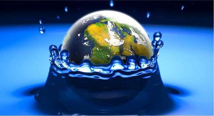 Пресная вода, земля