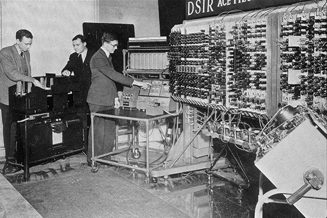 История развития интернета
