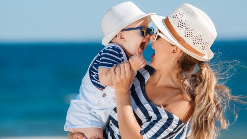 Рекомендации для отдыха с ребенком