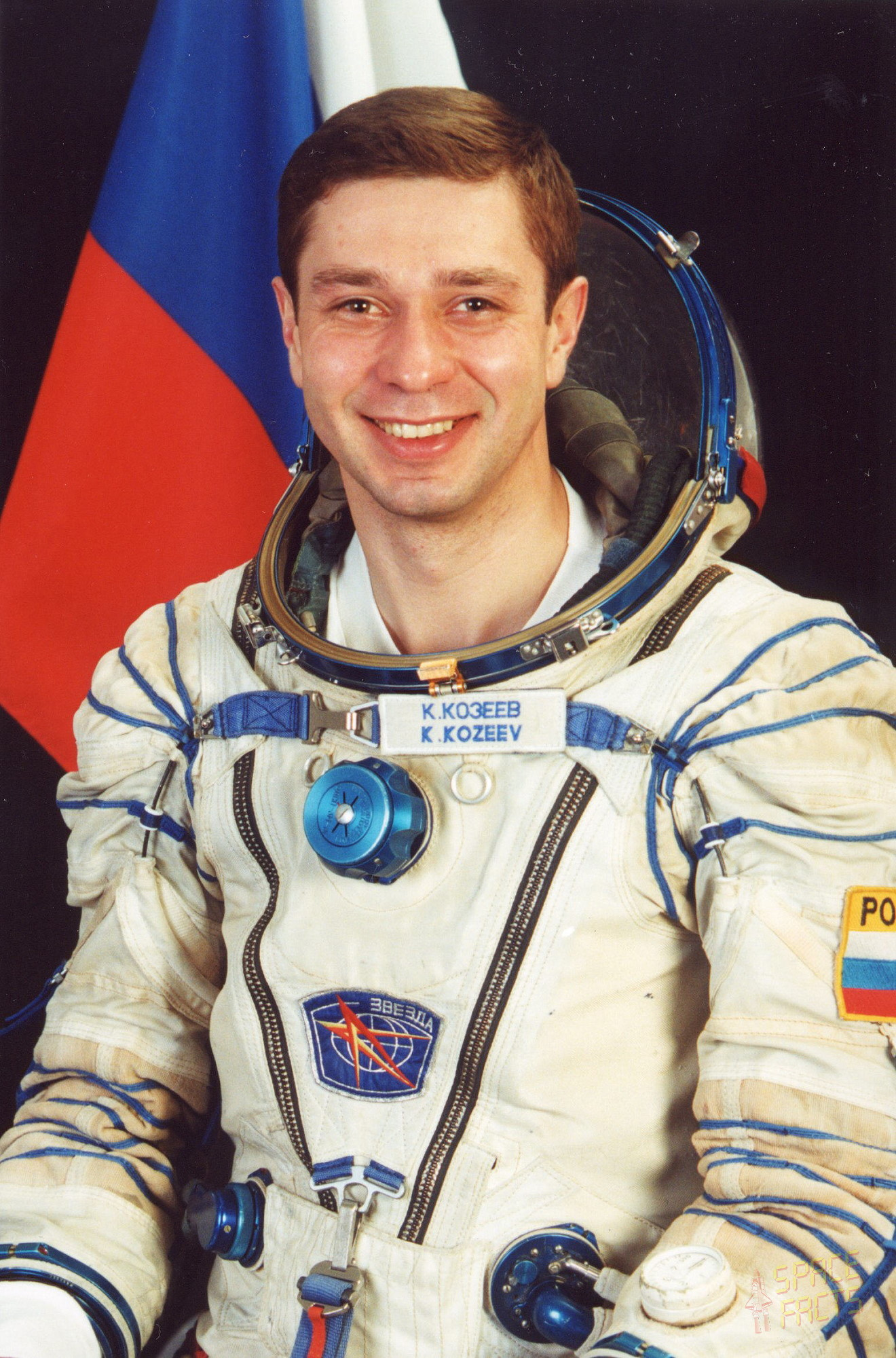 Козеев Константин Мирович, космонавт