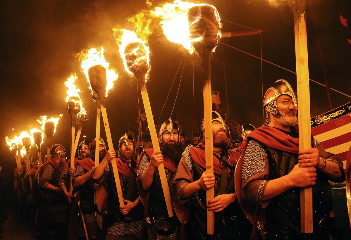 Праздник Воинов Огня