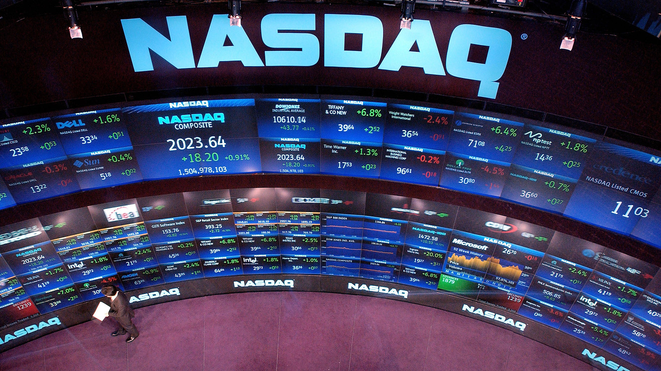 NASDAQ, насдак