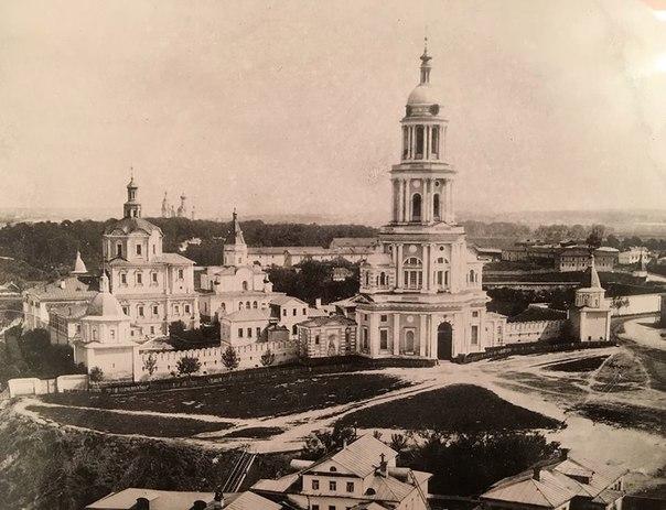 Спасо-Андрониковый монастырь