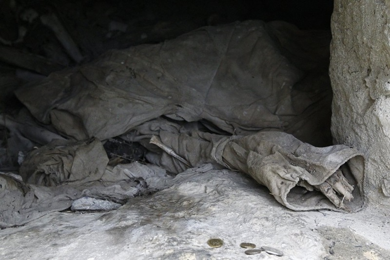 Город мертвых — Даргавст