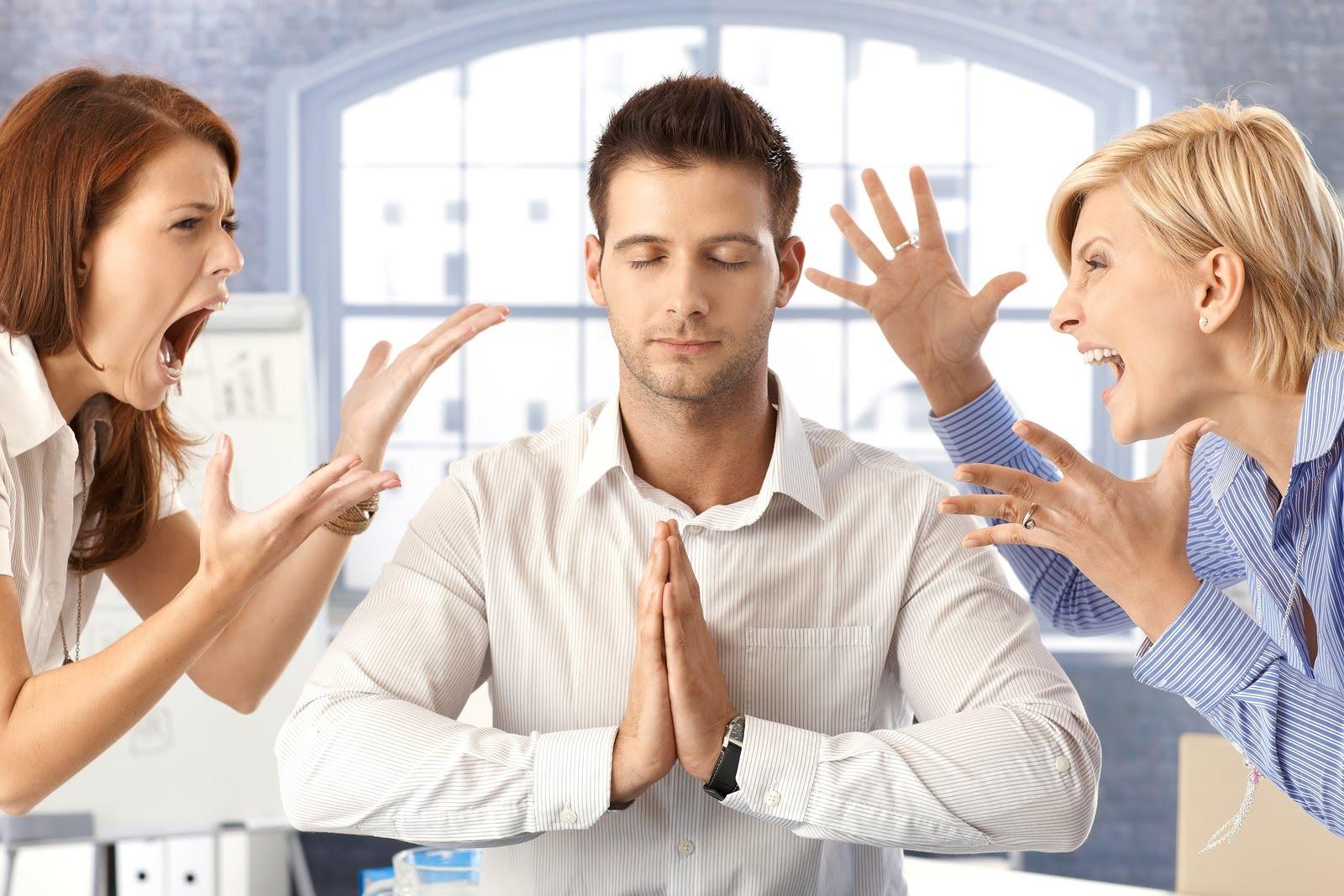 Как держать себя в руках от раздражительности