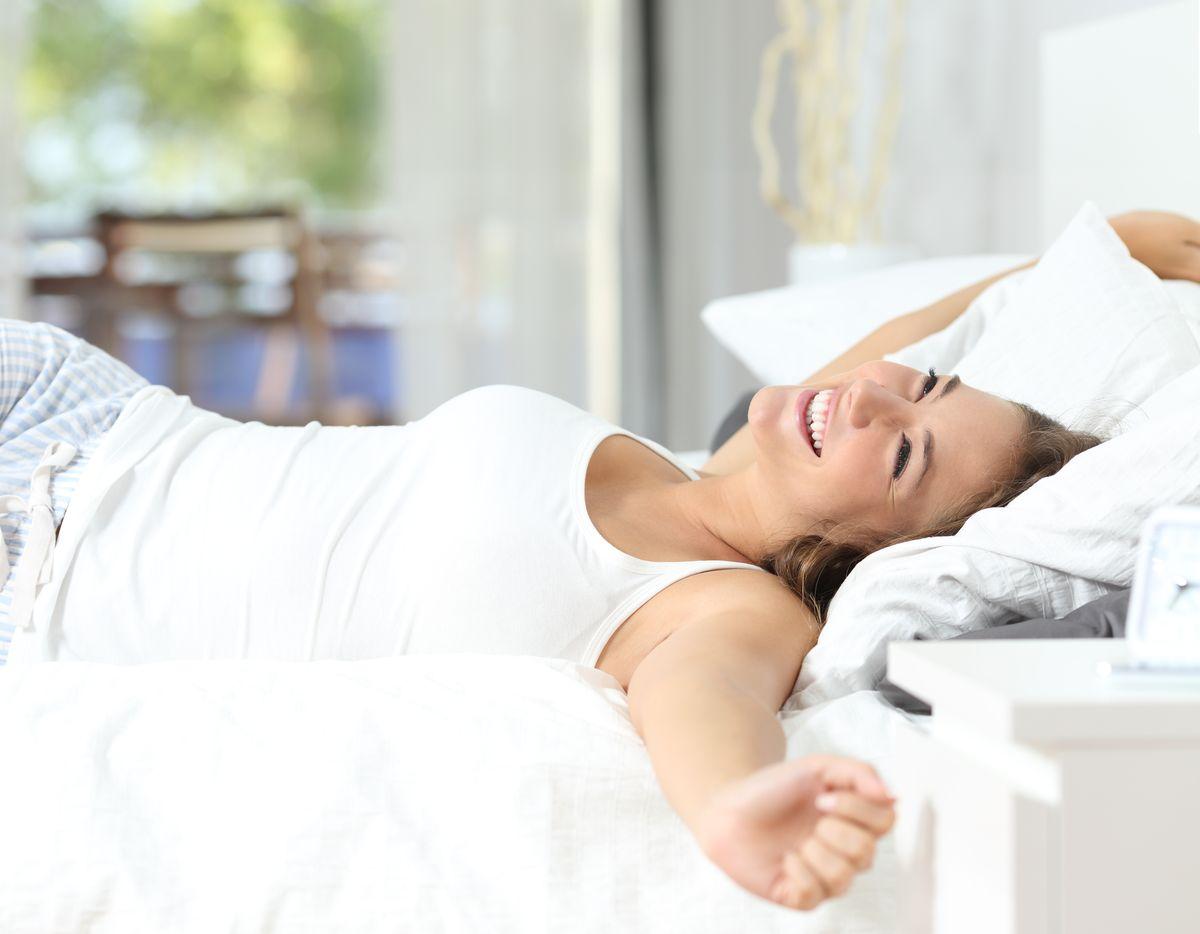 Как нужно правильно спать