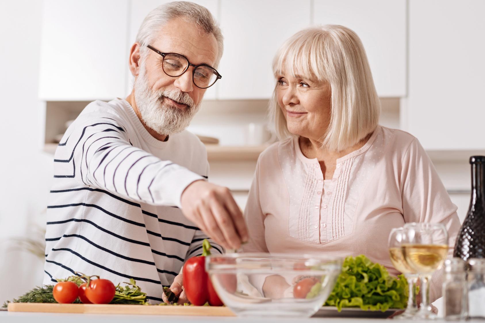 Как отодвинуть старость
