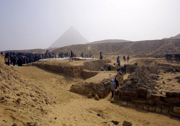 Гробница жрицы Хетпет