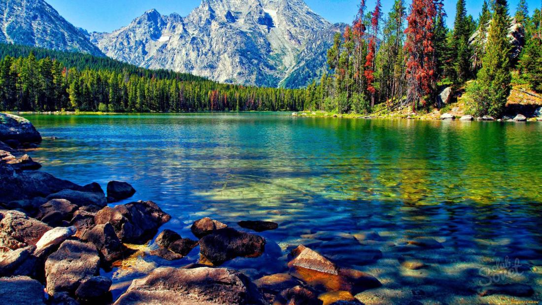 Объем озер в мире