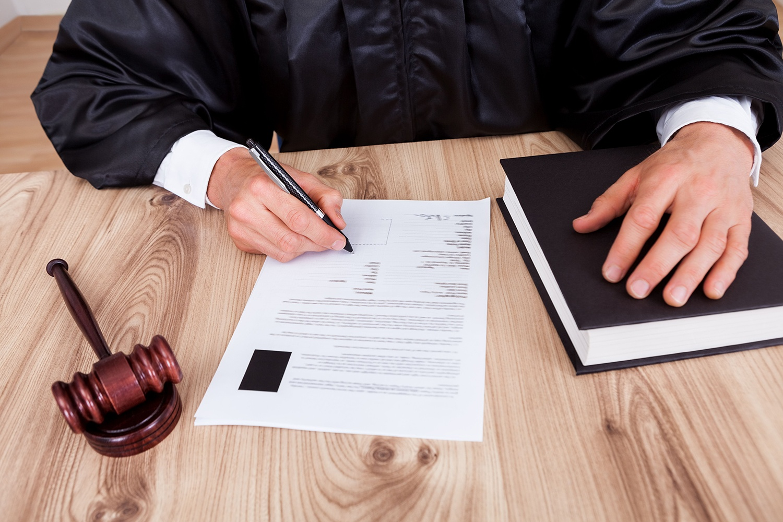 Обжалование действий Судьи