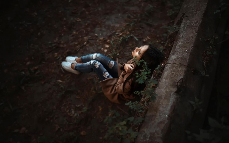 одиночество спутники девушки