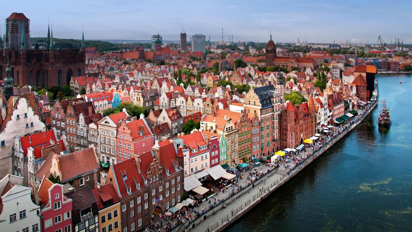 Лучшие курорты Польши