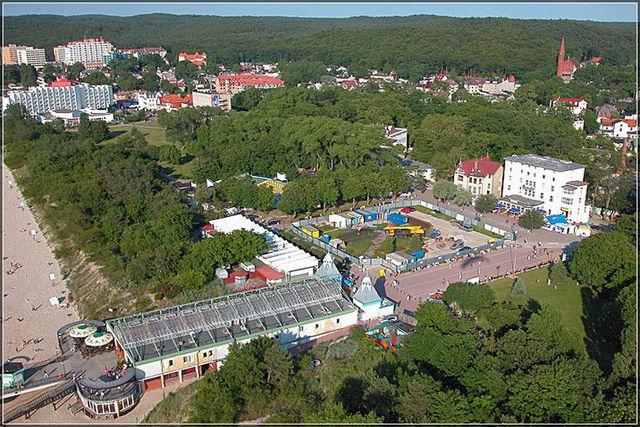 Мендзыздрое - лучшее место отдыха на побережье Балтики