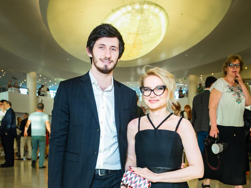 Эвелина с сыном