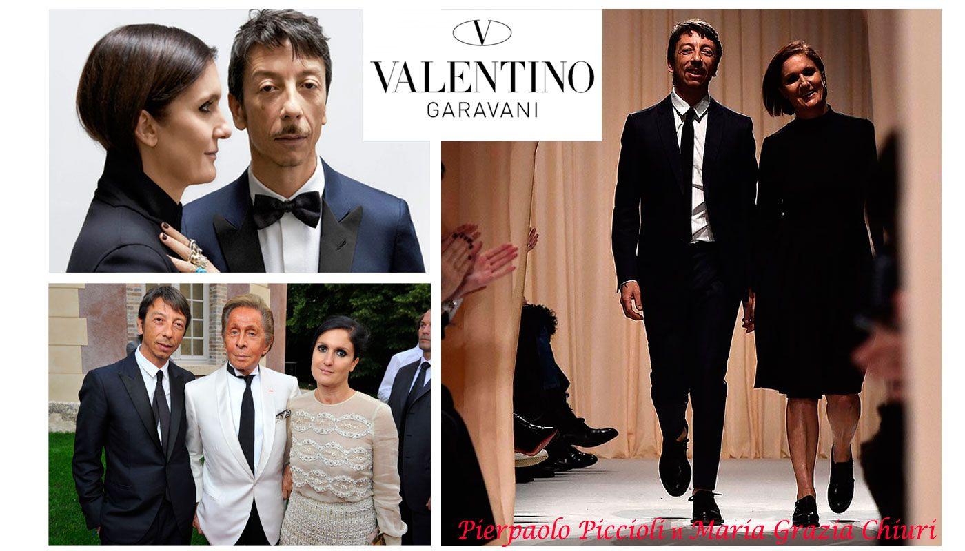 Valentino дизайнер