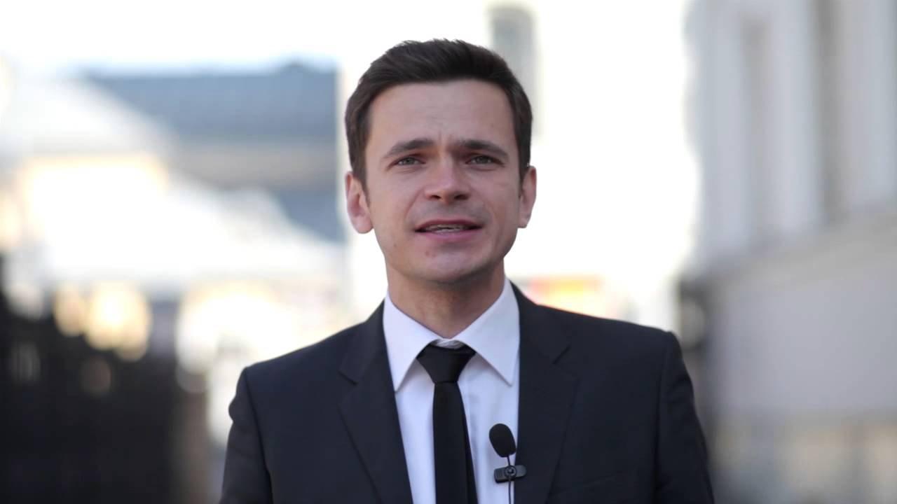 Илья Яшин выдвинулся в мэры Москвы 2018