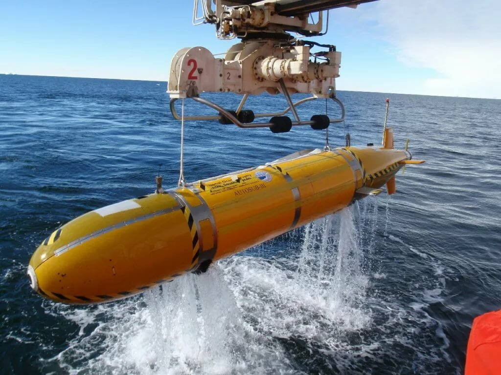 AUTEC (Атлантический центр испытаний и оценки подводного оружия и гидроакустических средств), Карибское море