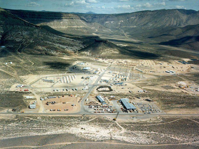 Тонопа, Невада, США