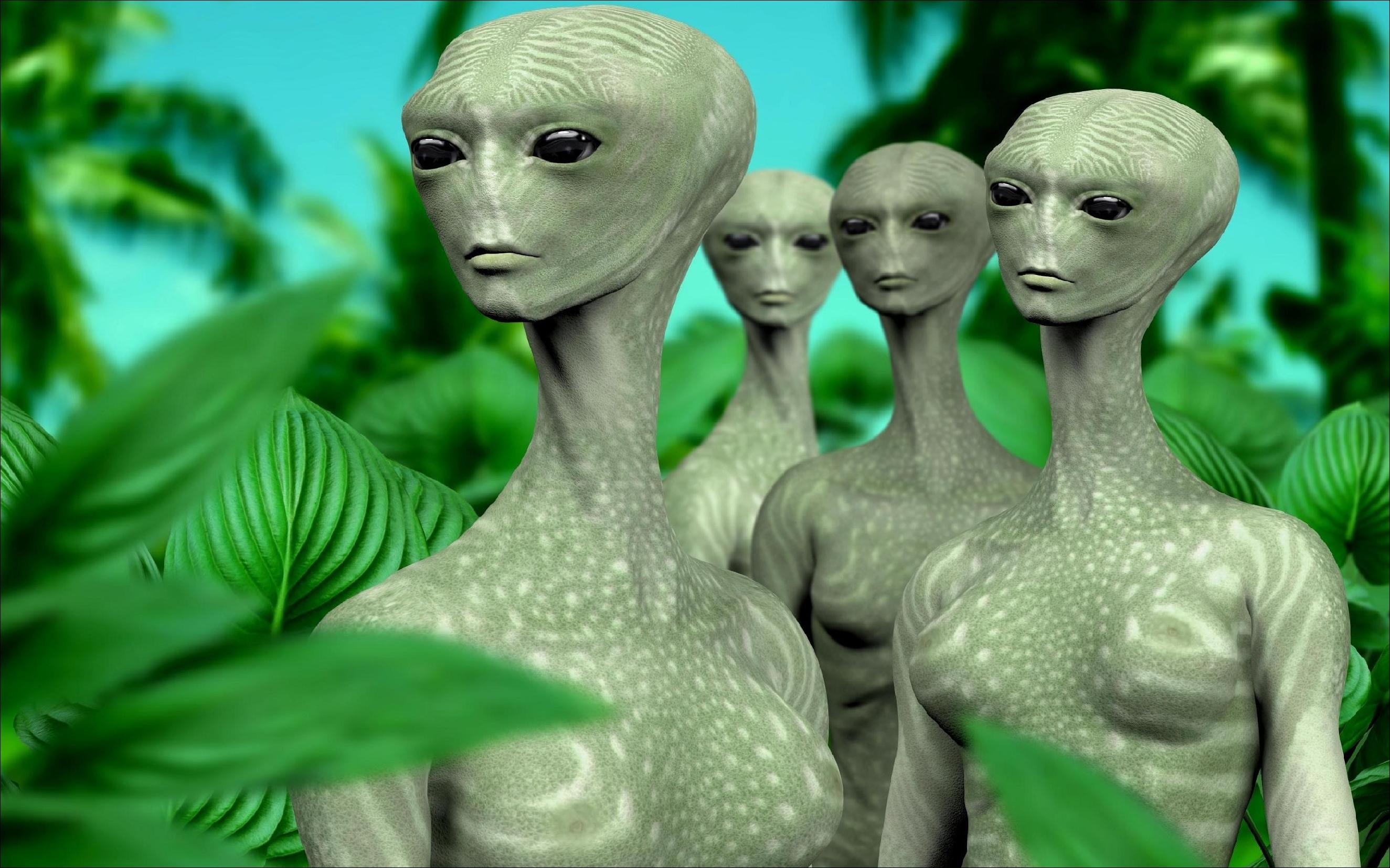 15 любимых мест отдыха инопланетян