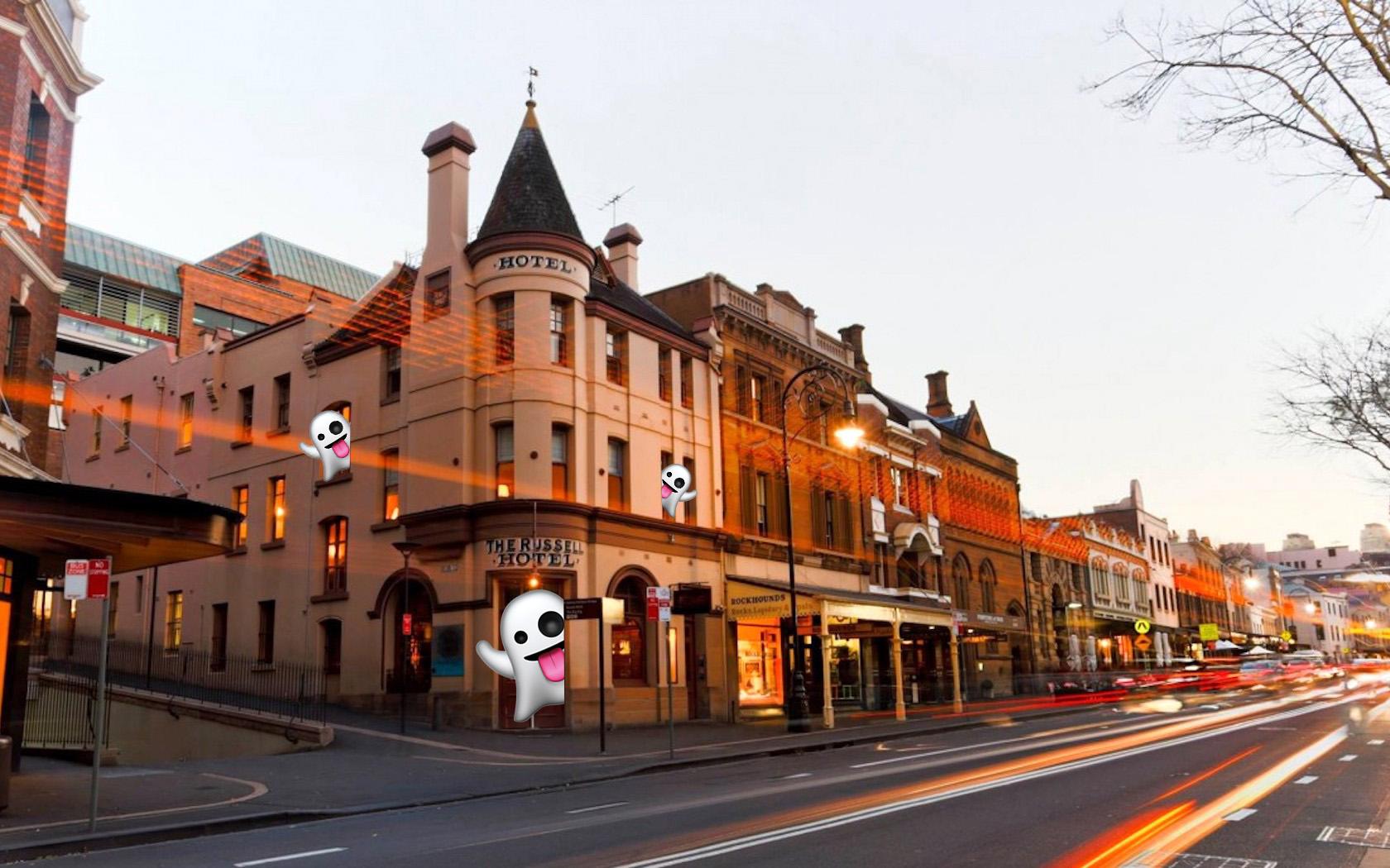 Russell, Австралия