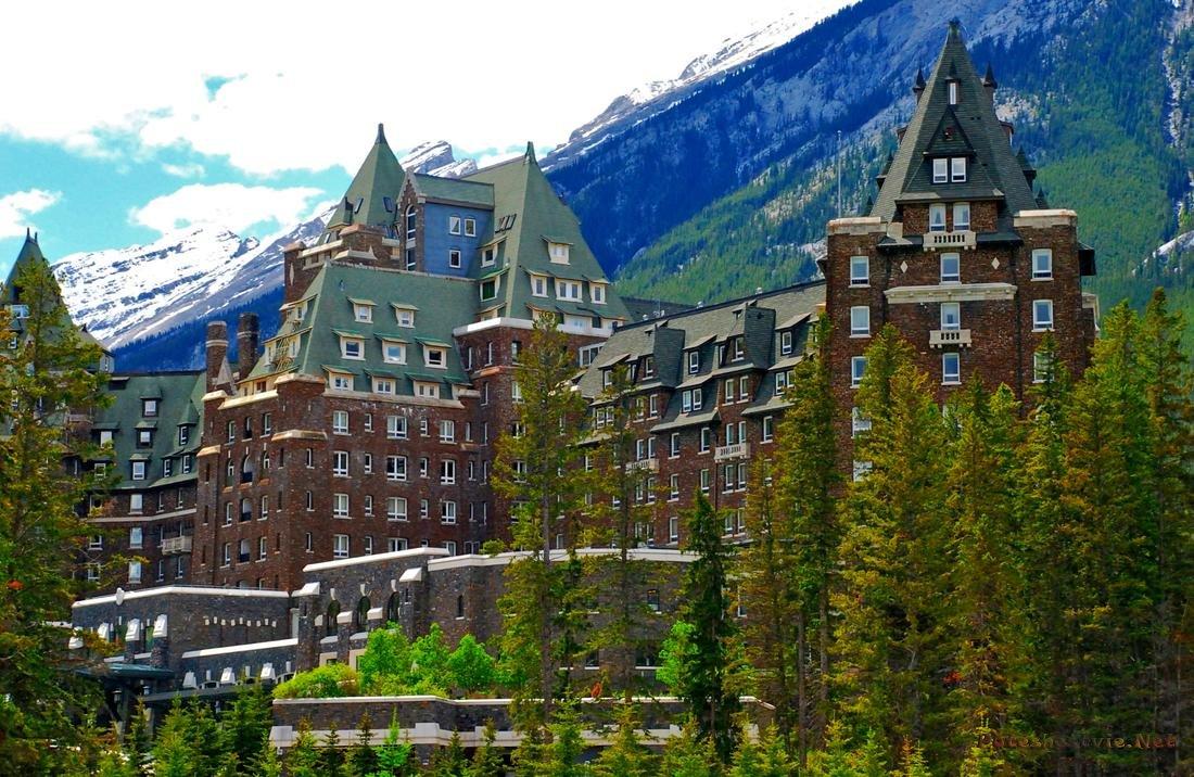 Banff Springs, Канада