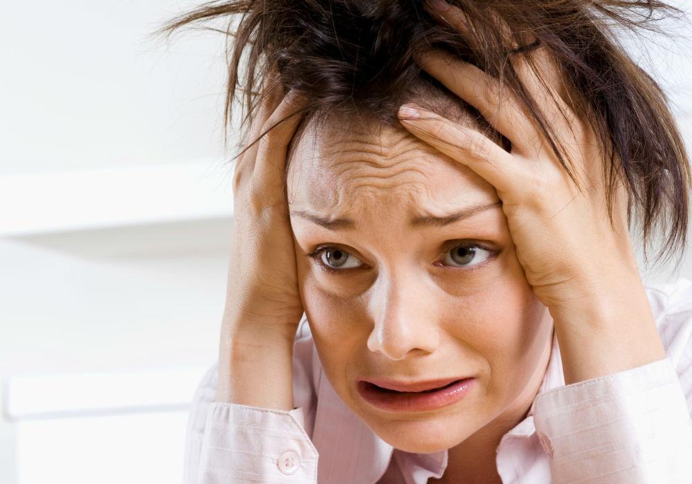 стрессовое состояние человека